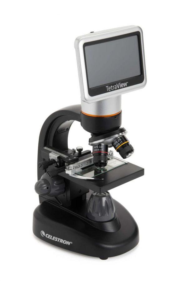 TetraView Microscope